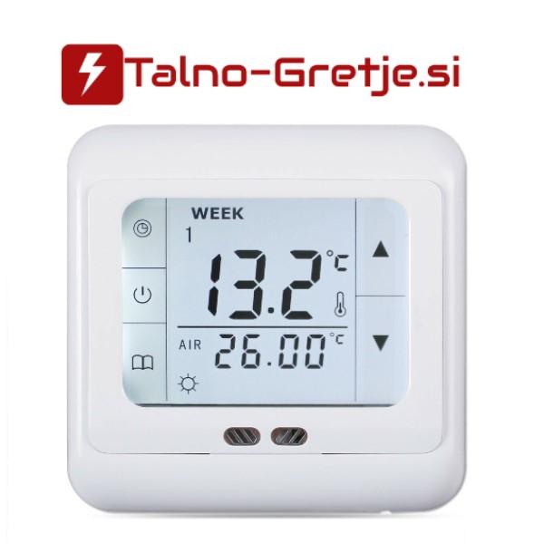 termostat za električno talno gretje-ogrevanje Digitalni