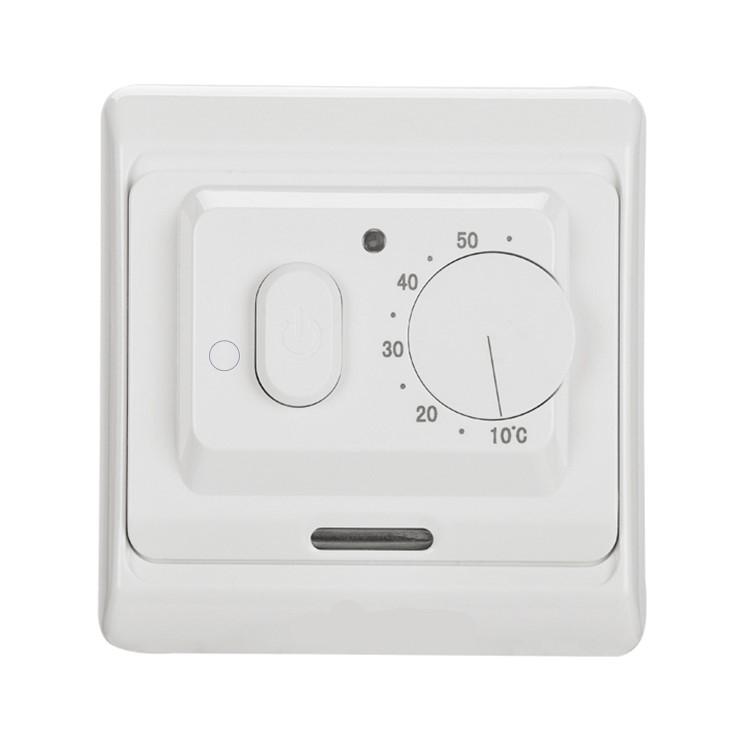 termostat za talno gretje-ogrevanje analogni