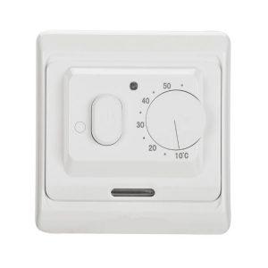 Termostat za talno gretje - ogrevanje Analogni + talni senzor vključen